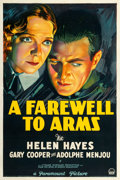 "A Farewell to Arms (Paramount, 1932). One Sheet (27"" X 41"") Style A"