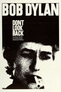 """Movie Posters:Rock and Roll, Don't Look Back (Leacock-Pennebaker, 1967). One Sheet (27"""" X 41"""").From the collection of David Frangioni, author of Clint..."""