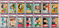 Baseball Cards:Sets, 1960 Venezuelan Topps Baseball Near Set (196/198). ...