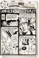 "Murphy Anderson Superman #233 ""Jor-El's Golden Folly"" Complete 7-Page Story Original Art (DC, 1971).... (Total..."