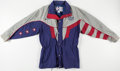 Olympic Collectibles:Autographs, 1994 Olympics Team USA Jacket....