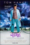 """Movie Posters:Comedy, The 'Burbs (Universal, 1988). One Sheet (26.75"""" X 39.75"""") SS Advance. Comedy.. ..."""
