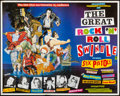 """Movie Posters:Rock and Roll, The Great Rock 'n' Roll Swindle (Virgin Films, 1980). British Quad(30"""" X 40""""). Rock and Roll.. ..."""