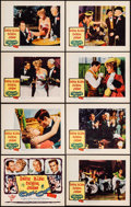 """Movie Posters:Musical, Can-Can (20th Century Fox, 1960). Lobby Card Set of 8 (11"""" X 14""""). Musical.. ... (Total: 8 Items)"""