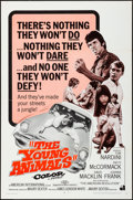 """Movie Posters:Exploitation, The Young Animals & Other Lot (American International, 1968).One Sheet (27"""" X 41"""") & Spanish One Sheet (27"""" X 39"""").Exploit... (Total: 2 Items)"""