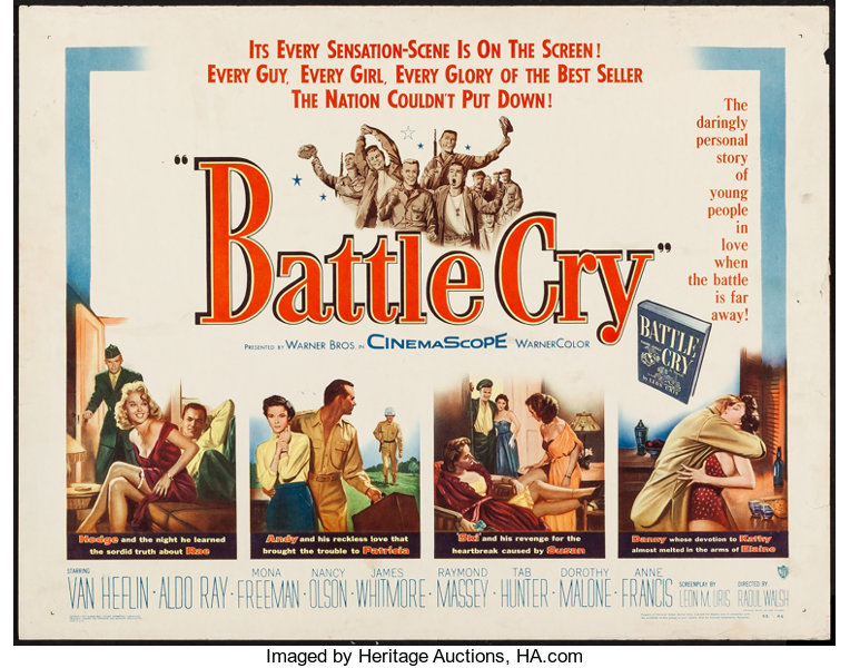 Image result for battle cry movie poster