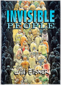Books:Signed Editions, Invisible People by Will Eisner Signed Limited Edition - Artists Proof (Kitchen Sink Press, 1993) Condition: NM-....
