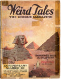 Pulps:Horror, Weird Tales - May-July 1924 (Popular Fiction) Condition: Apparent GD....