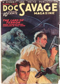 Pulps:Hero, Doc Savage - April 1933 (Street & Smith) Condition: VG+....