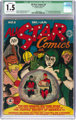 All Star Comics #8 (DC, 1942) CGC Qualified FR/GD 1.5 Cream to off-white pages
