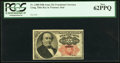 Fractional Currency:Fifth Issue, Fr. 1308 25¢ Fifth Issue PCGS New 62PPQ.. ...