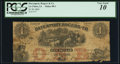 Obsoletes By State:Iowa, Le Claire, IA- Davenport, Rogers and Co. $1 ? 1860 PCGS Very Good10.. ...
