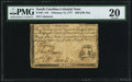 Colonial Notes:South Carolina, South Carolina February 14, 1777 $30 PMG Very Fine 20.. ...