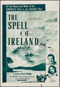 "Movie Posters:Documentary, The Spell of Ireland (Celtic Films, 1954). One Sheet (28"" X 41""). Documentary.. ..."