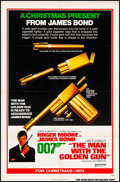 "Movie Posters:James Bond, The Man with the Golden Gun (United Artists, 1974). Very Fine- onLinen. International One Sheet (27"" X 41""). Advance, Rober..."