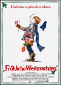 "Movie Posters:Comedy, A Christmas Story (MGM, 1983). Folded, Very Fine+. German A1 (23"" X 33"") Comedy.. ..."