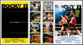 "Movie Posters:Sports, Rocky II (United Artists, 1979). One Stop (41"" X 77""). Sports.. ..."