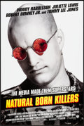 """Movie Posters:Crime, Natural Born Killers & Other Lot (Warner Bros., 1994). Rolled, Very Fine+. One Sheets (2) (27"""" X 40"""" & 26.75"""" X 39.75"""") DS. ... (Total: 2 Items)"""