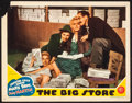 """Movie Posters:Comedy, The Big Store (MGM, 1941). Lobby Card (11"""" X 14"""") Comedy.. ..."""