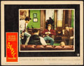 "Movie Posters:Drama, Giant (Warner Brothers, 1956). Fine+. Lobby Card (11"" X 14"").Drama.. ..."