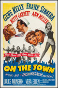 "Movie Posters:Musical, On the Town (MGM, 1949). One Sheet (27"" X 41""). Musical.. ..."