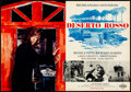 "Movie Posters:Foreign, The Red Desert (Cineriz, 1964). Italian Photobusta (26.5"" X 18.5""). Foreign.. ..."
