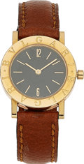 Estate Jewelry:Watches, Bvlgari Lady's Gold Bvlgari Bvlgari Watch . ...