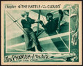 "Movie Posters:Adventure, The Phantom of the Air (Universal, 1933). Lobby Card (11"" X 14"") Chapter 4 -- ""The Battle in the Clouds."" Adventure.. ..."