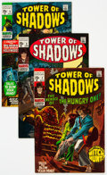 Silver Age (1956-1969):Horror, Tower of Shadows/Chamber of Darkness Group of 9 (Marvel, 1969-70)Condition: Average VF.... (Total: 9 )
