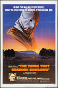"Movie Posters:Thriller, The Town That Dreaded Sundown (American International, 1977). One Sheet (27"" X 41""). Thriller.. ..."