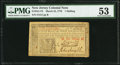 Colonial Notes:New Jersey, New Jersey March 25, 1776 1s PMG About Uncirculated 53.. ...