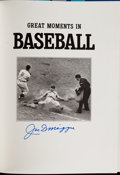 Baseball Collectibles:Publications, Great Moments in Baseball Multi-Sign...