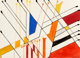 Alexander Calder (1898-1976) Untitled, 1963 Guache and ink on paper 22-5/8 x 31 inches (57.5 x 78.7 cm) Signed and d...