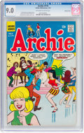 Silver Age (1956-1969):Humor, Archie Comics #174 Western Penn Pedigree (Archie, 1967) CGC VF/NM 9.0 Off-white to white pages....
