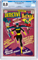 Detective Comics #359 (DC, 1967) CGC VF 8.0 Off-white pages