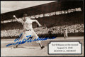 Autographs:Post Cards, Ted Williams Signed Postcard.. ...