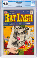 Silver Age (1956-1969):Western, Showcase #76 Bat Lash (DC, 1968) CGC VF/NM 9.0 Off-white to whitepages....