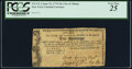 Colonial Notes:New York, New York City and County of Albany June 22, 1775 10s PCGS Very Fine25.. ...