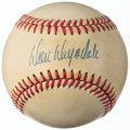 Autographs:Baseballs, Don Drysdale Single Signed Baseball. ...