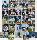 Autographs:Photos, Detroit Tigers Signed Photograph Lot of 25. Of...