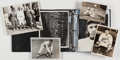 Baseball Collectibles:Photos, Detroit Tigers Vintage Photograph Lot of 54.. ...
