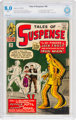 Tales of Suspense #45 (Marvel, 1963) CBCS VF 8.0 White pages