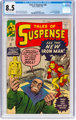 Tales of Suspense #48 (Marvel, 1963) CGC VF+ 8.5 Off-white to white pages