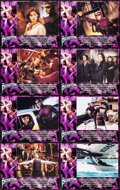 """Movie Posters:Action, The Phantom (Paramount, 1996). International Lobby Card Set of 8(11"""" X 14""""). Action.. ... (Total: 8 Items)"""