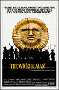 "Movie Posters:Horror, The Wicker Man (Abraxas, R-1979). One Sheets (10) Identical (27"" X 41""). Horror.. ... (Total: 10 Items)"