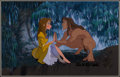 Animation Art:Limited Edition Cel, Tarzan Feature Animation Employee-Only Cel (Walt Disney, 1999)....