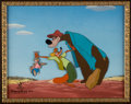 "Animation Art:Limited Edition Cel, Song of the South ""Br'er Bear Eyes the Prize"" Limited Edition Cel #19/23(Walt Disney, 2009)...."