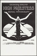 """Movie Posters:Sexploitation, High Priestess of Sexual Witchcraft & Other (AnonymousReleasing, 1973). One Sheets (8) (27"""" X 41""""). Sexploitation.. ...(Total: 8 Items)"""