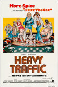 "Movie Posters:Animation, Heavy Traffic (American International, 1973). One Sheet (27"" X41""). Animation.. ..."