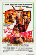 "Movie Posters:Western, The Magnificent Seven Ride! & Others Lot (United Artists, 1972). One Sheets (3) (27"" X 41""). Western.. ... (Total: 3 Items)"
